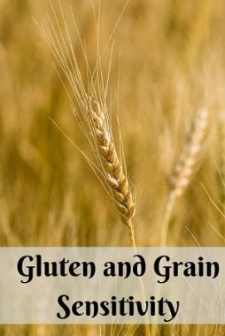 Gluten and grain